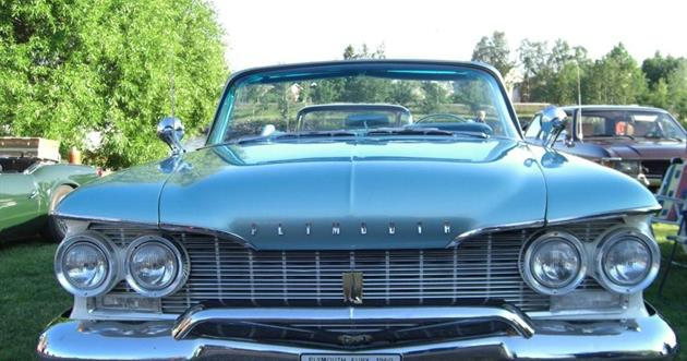 Amerikansk klassisk bil