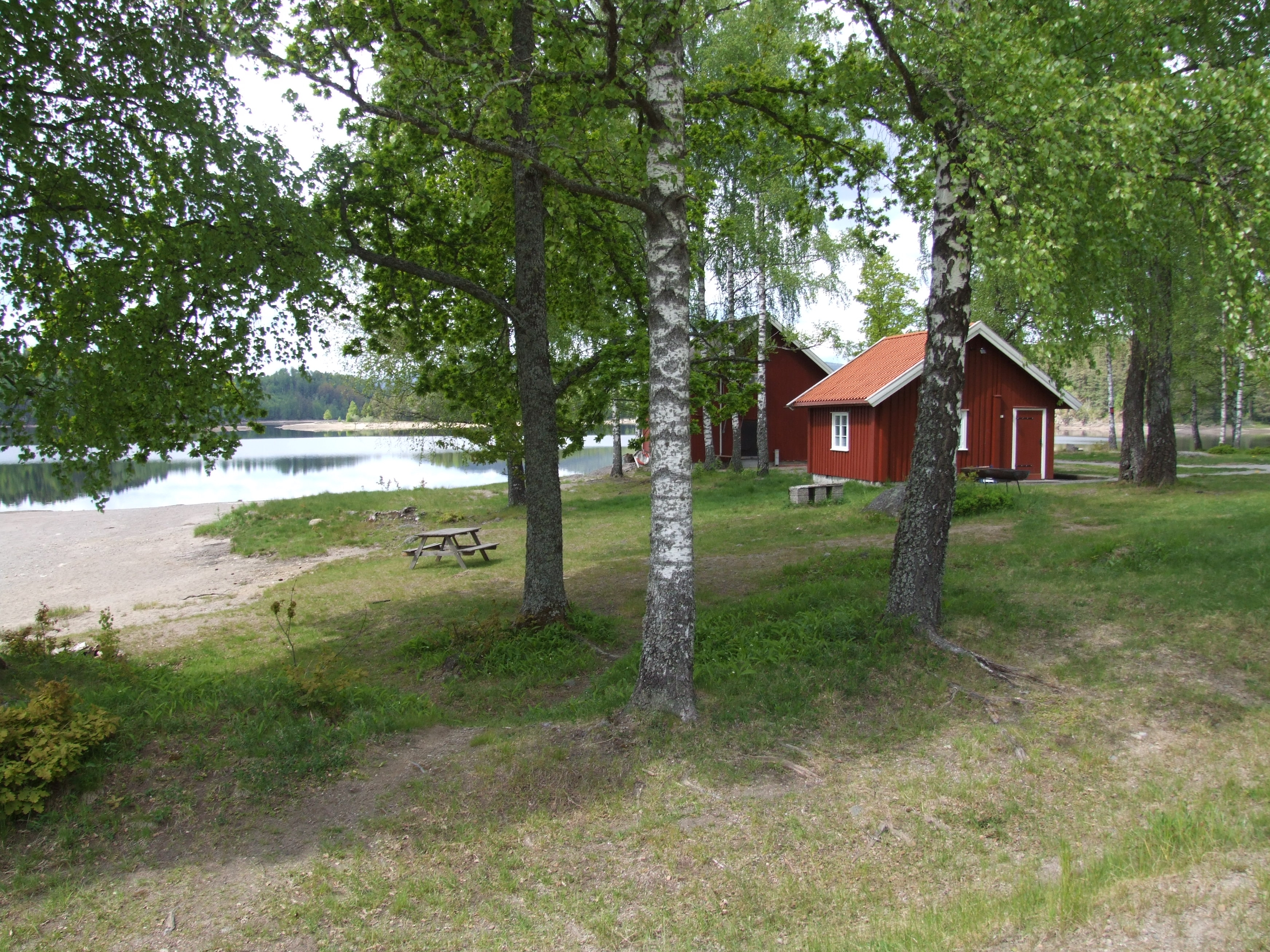 Båthuset i Siljan, © Christer Sørensen