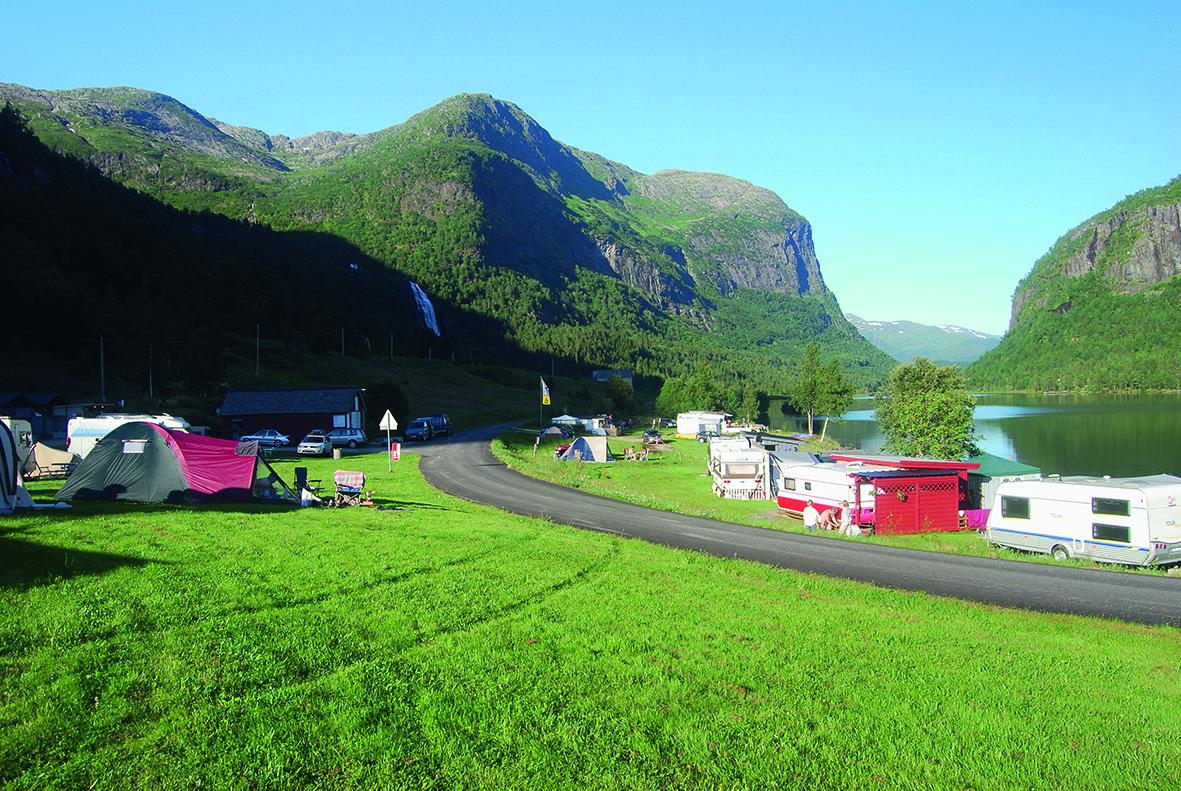 © Espelandsdalen Camping