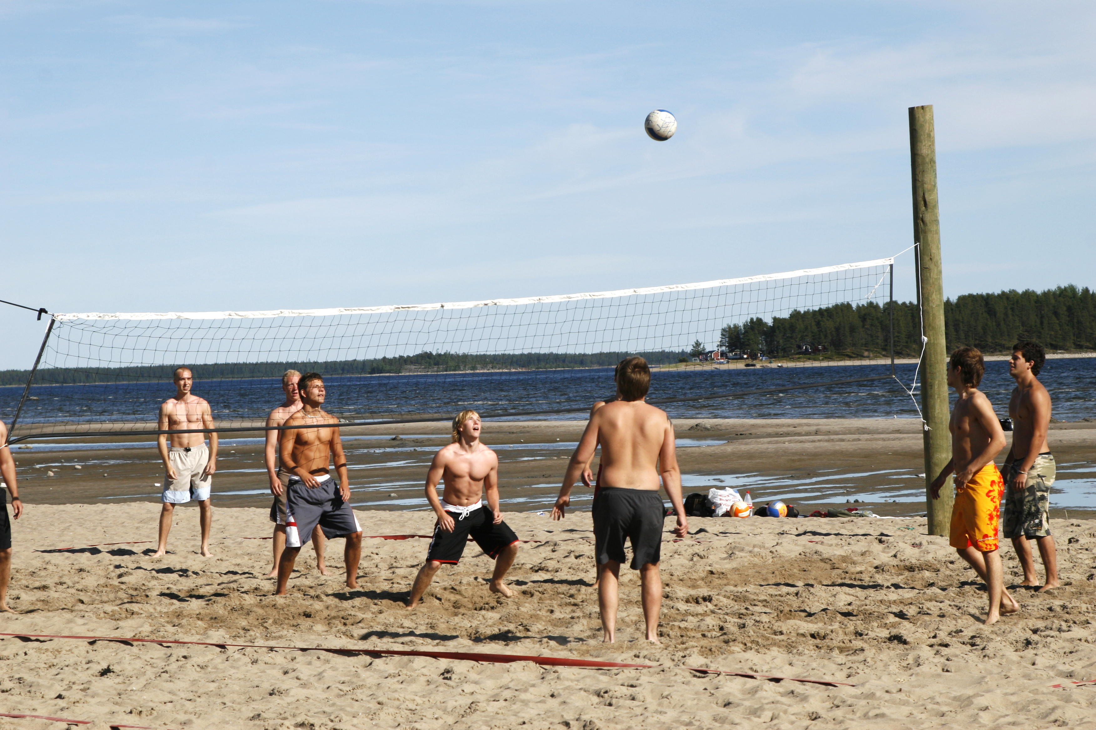 Beach Volleyboll