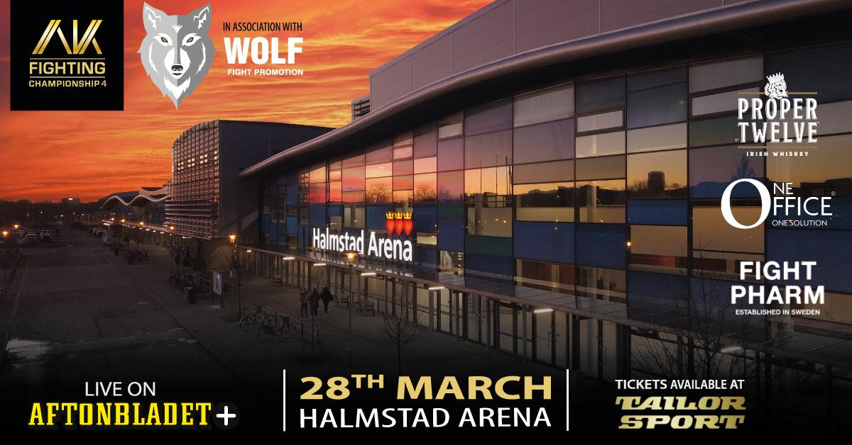Ak Fighting Championship 3: Wolf Fight Promotion