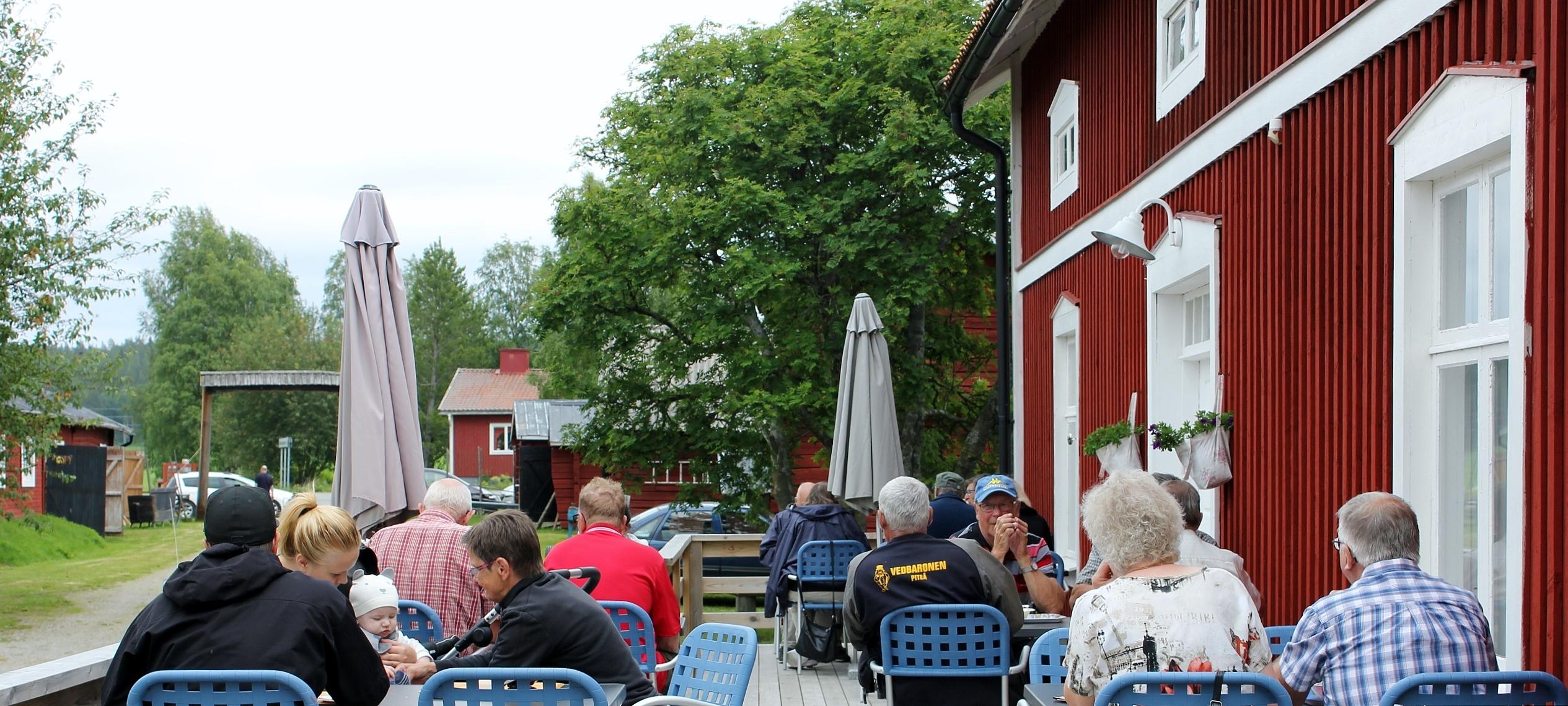 Uteservering Legdgården