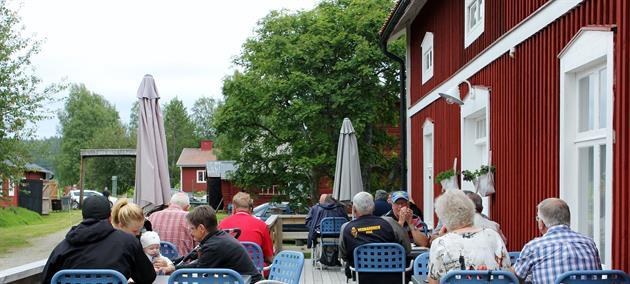 Uteservering Legdgården, SE
