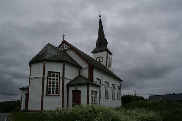 Nordbotn kirke