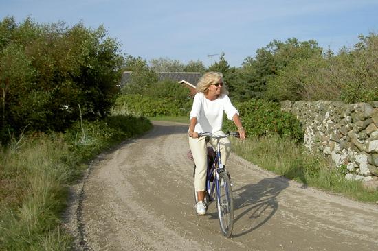 Gyllene Turer gör din cykeltur extra bekväm genom att erbjuda transport av ditt bagage mellan boendeanläggningarna