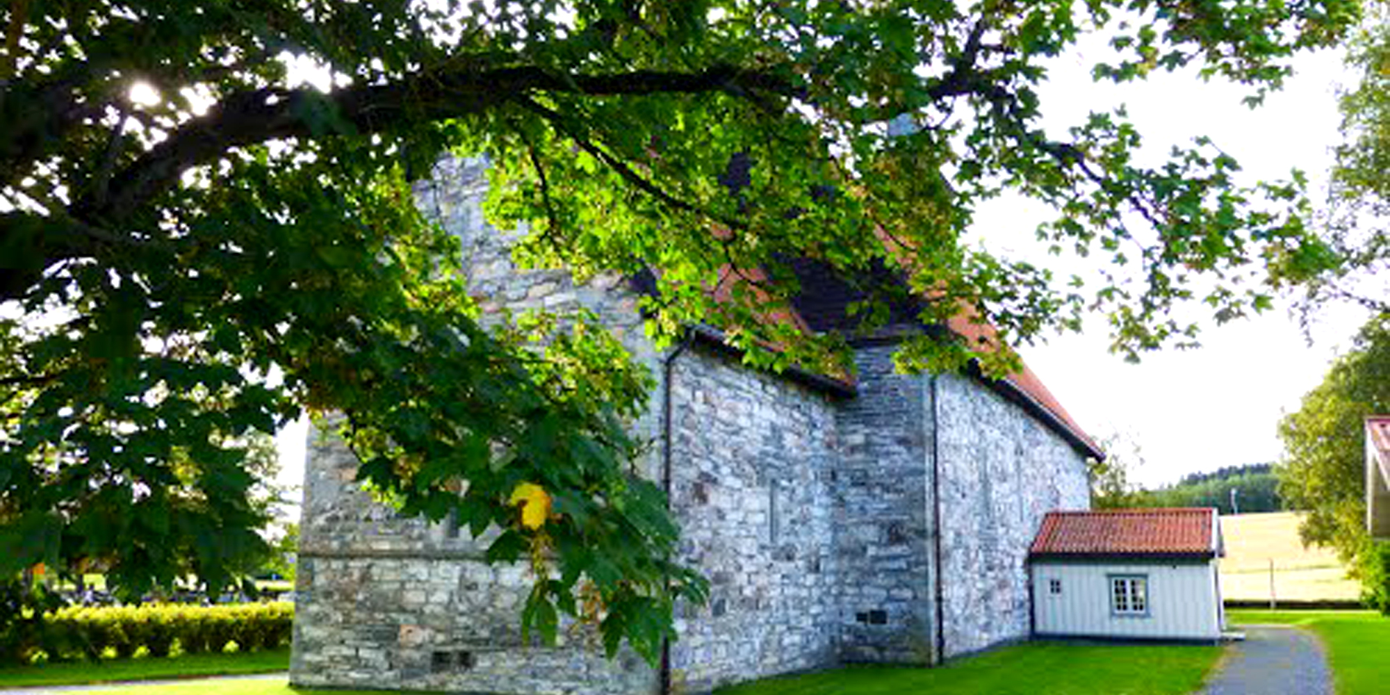Stiklestad Kirke. Copyright: Stiklestad Nationale Kultursenter