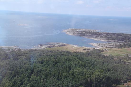 Rörviks Camping i Onsala, utanför Kungsbacka, ligger nära havet med både barnvänliga stränder och saltstänkta klippor.
