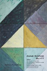 Vinterutstilling med Anne-Sophie Blytt