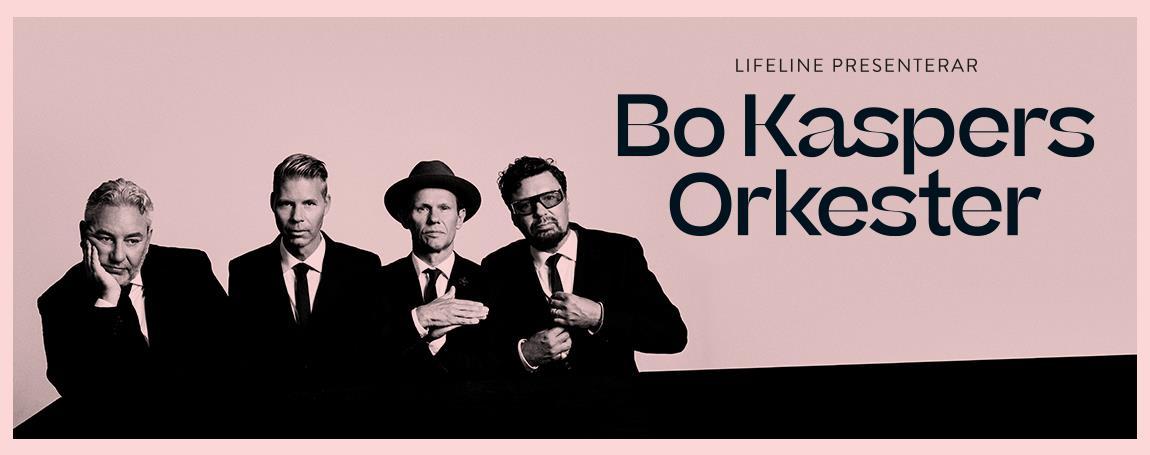 Bo Kaspers Orkester - FLYTTAS FRÅN 13/3 TILL 17/12