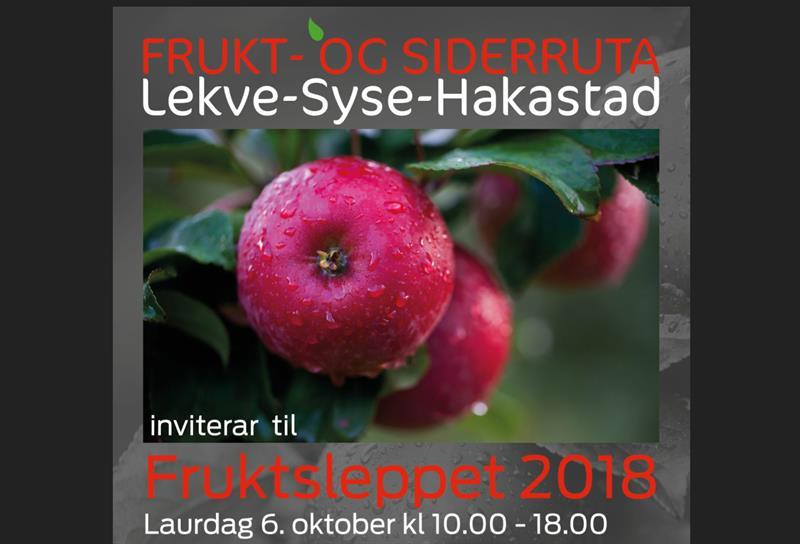 Fruktsleppet i Ulvik, 05.10.2019