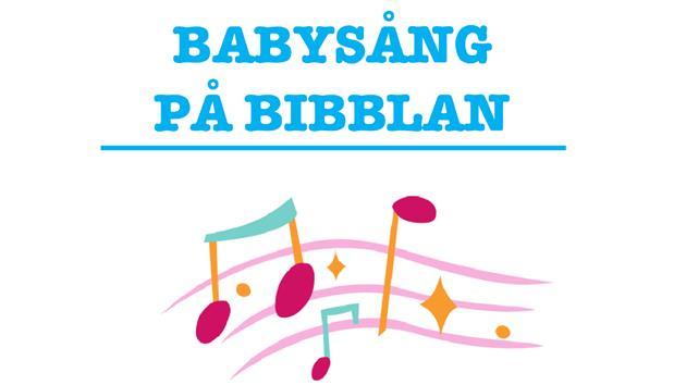 Babysång på bibblan