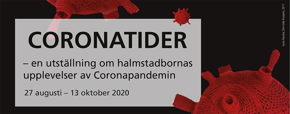 Coronatider- Halmstadbornas upplevelser av coronapandemin
