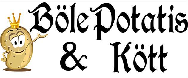 Böle potatis och kött - logotyp, Böle Potatis & kött