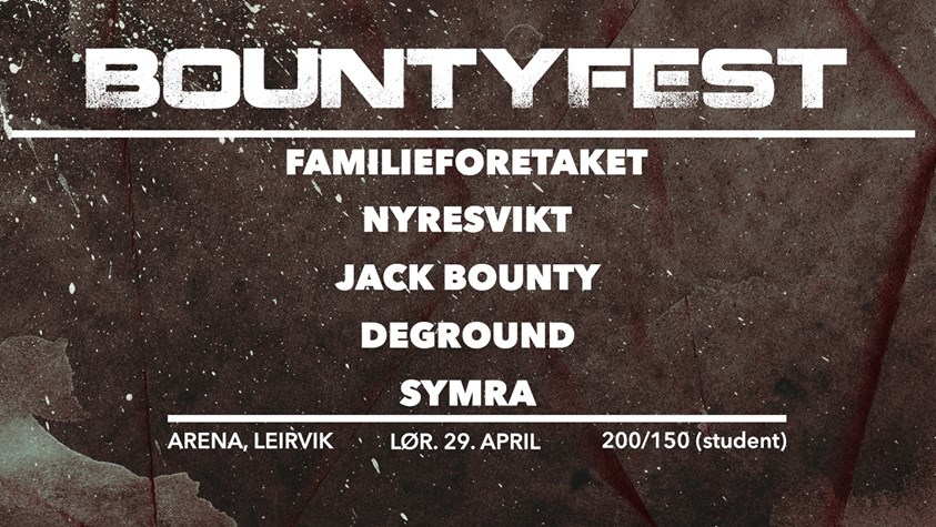 Bountyfest 1