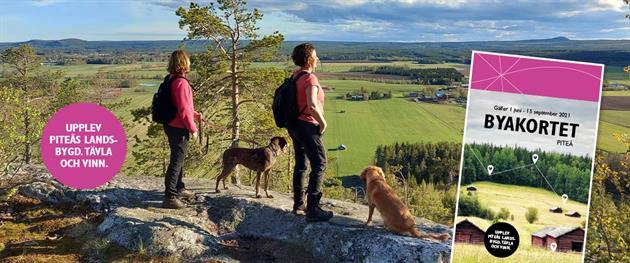 Utsikt!, Piteå kommun