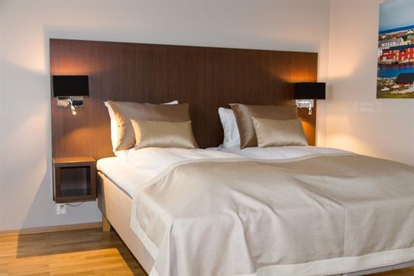 Hotell Frøya med hjemmekoselig atmosfære