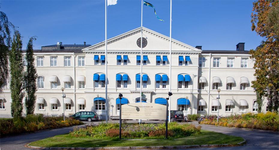 Exteriör Furunäset hotell och konferens
