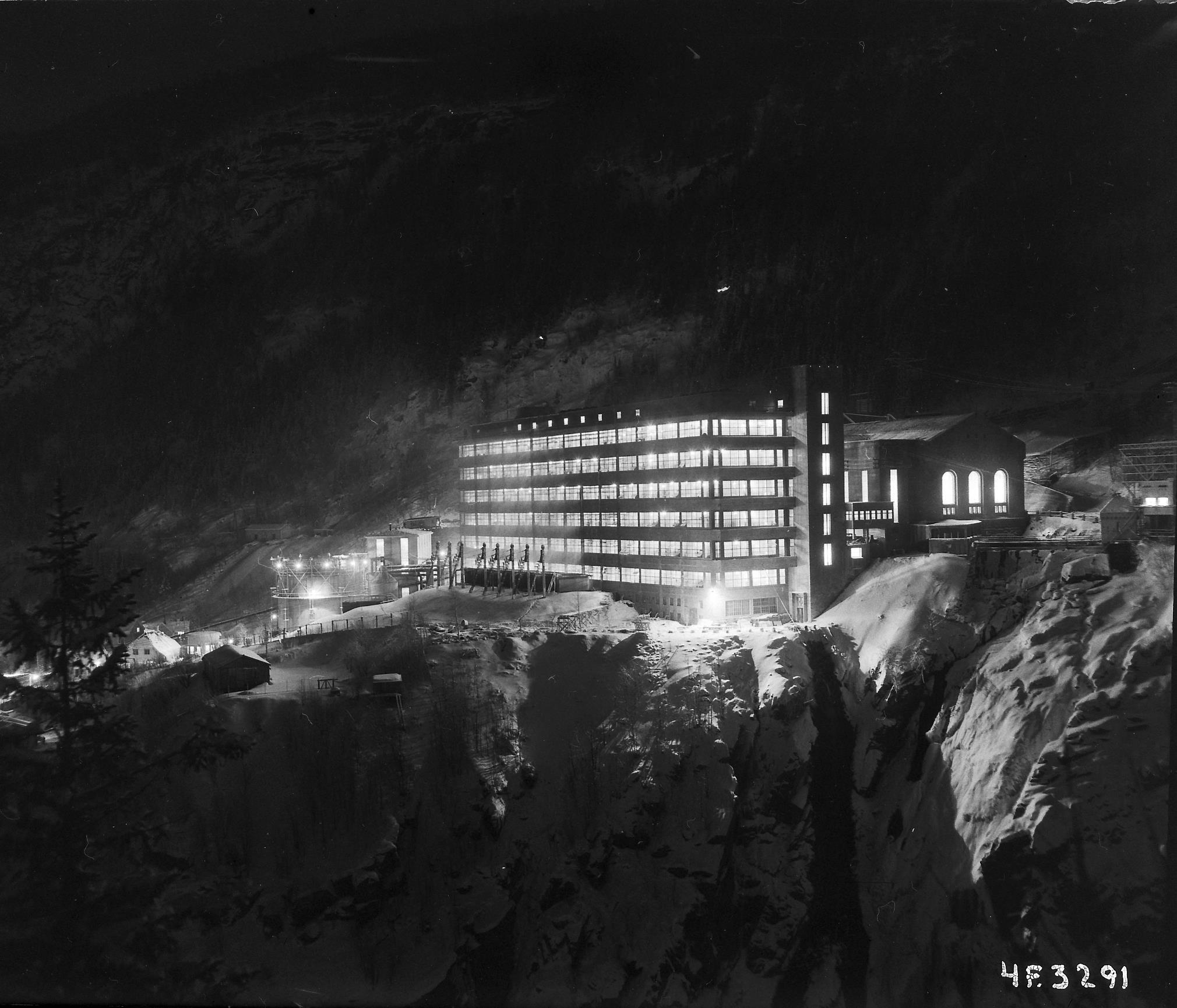 © Norsk Industriarbeidermuseum