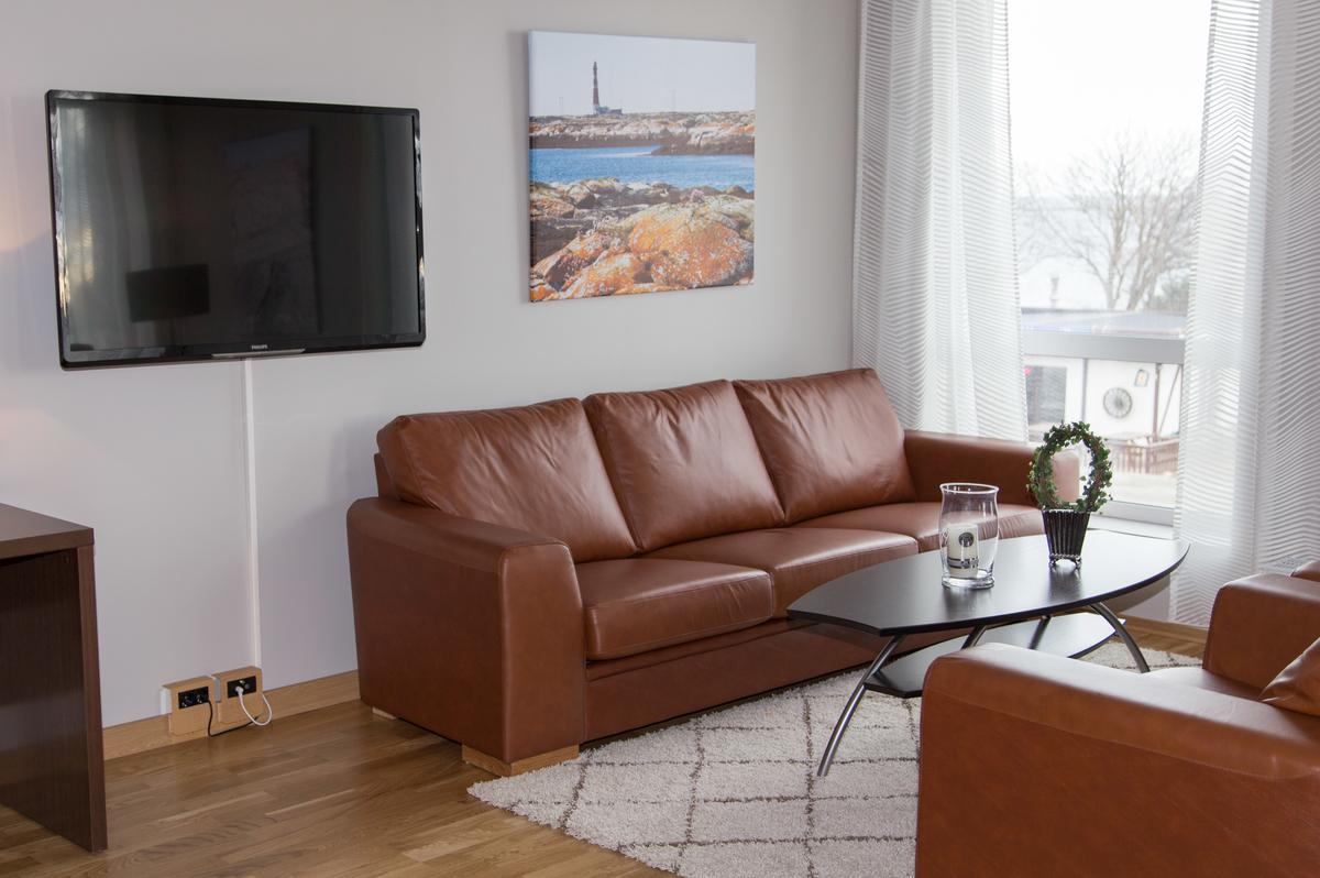 Hotell Frøya. Copyright: Petter Bueng