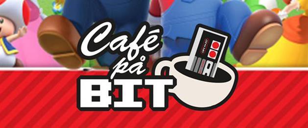 Logo, Café på Bit