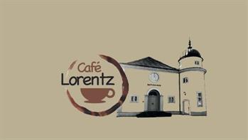 Opening of the café Lorentz
