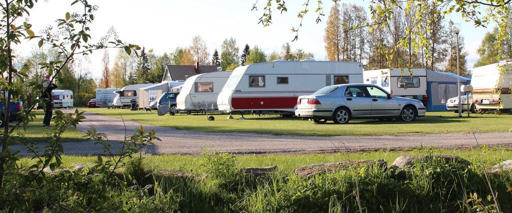 Camping sommar,storstrand
