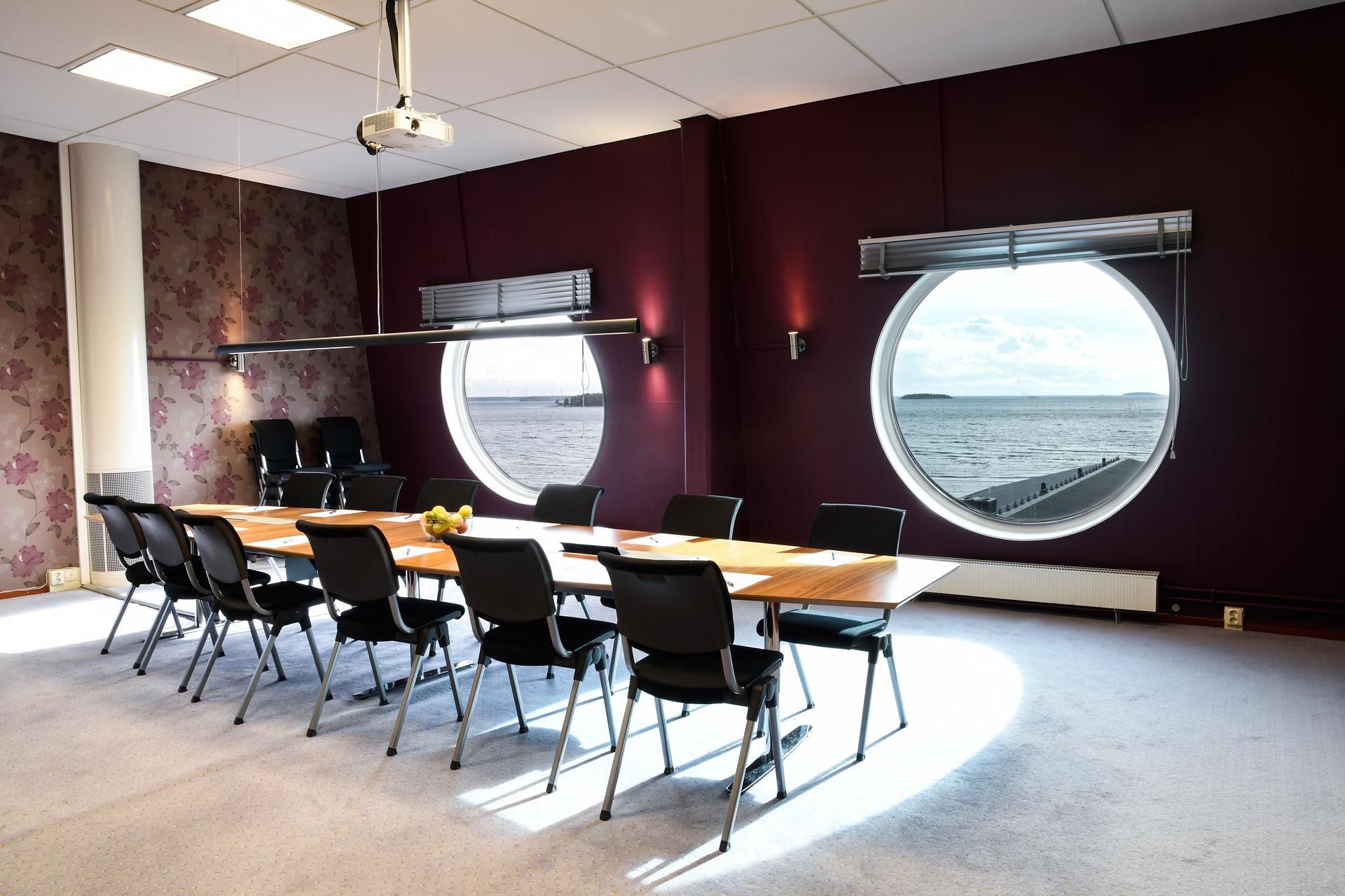 Konferensrum med havsutsikt - Pite Havsbad