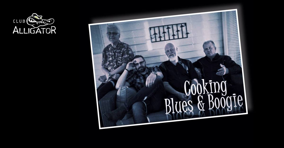 Cooking Blues & Boogie
