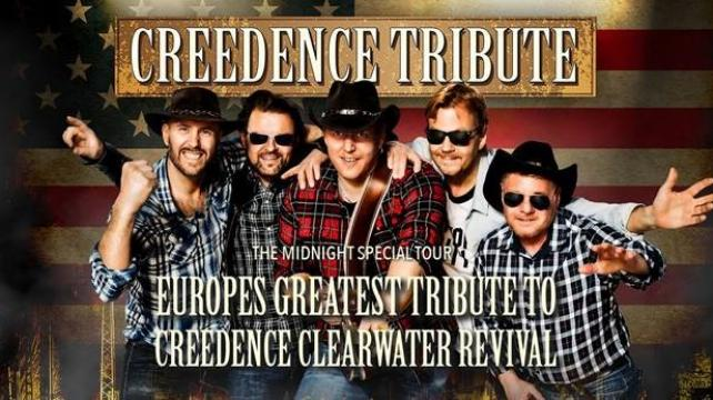 Creedence tribute 1-2018