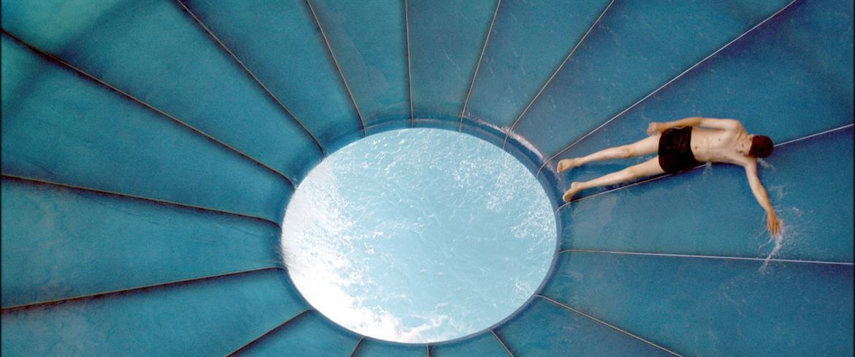 Spacebowl vattenrutschkana