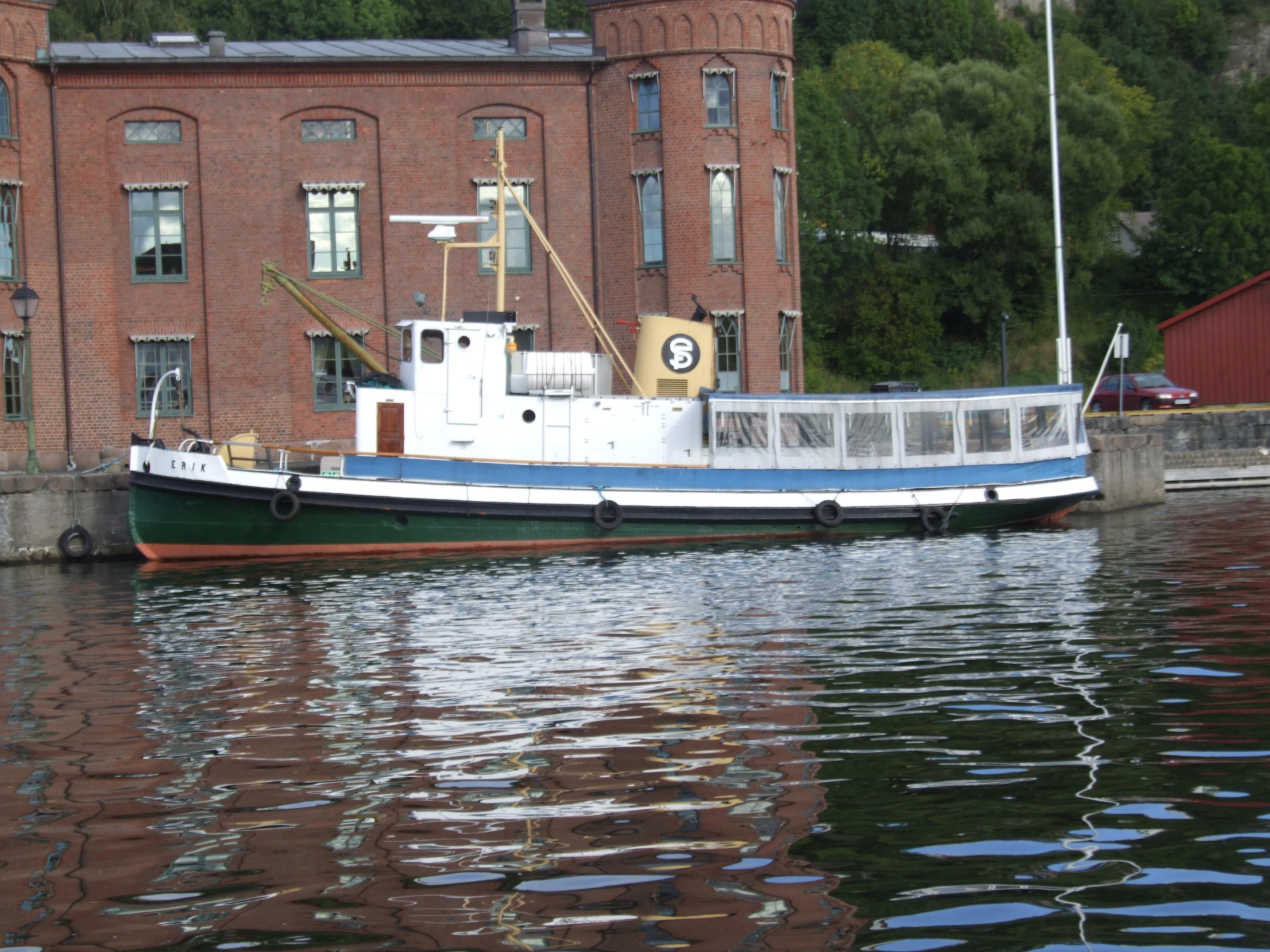 Slepebåten Erik