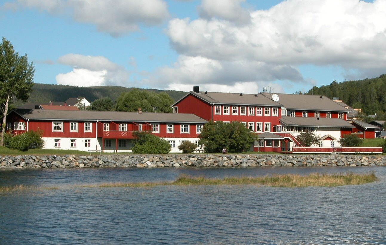 Fosen Fjord Hotel.