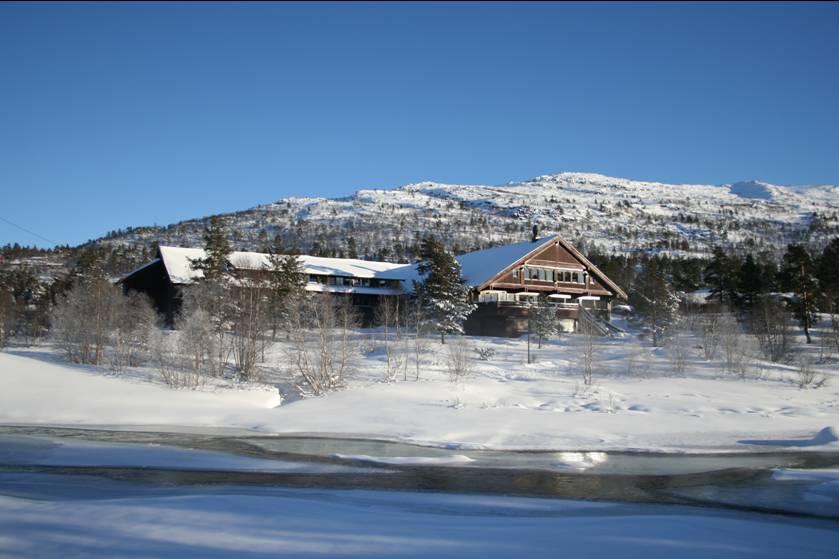 Hovdestøylen Hotel & Lodge