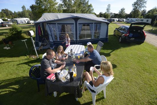 Välkommen att trivas på Haverdals camping