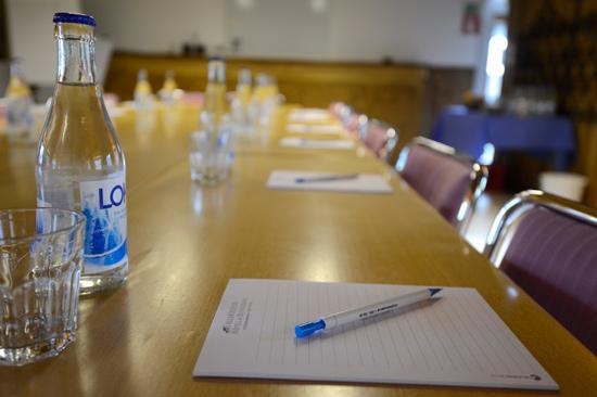 Dagkonferens på Tallhöjden Lanthotell & Konferens i Simlångsdalen utanför Halmstad