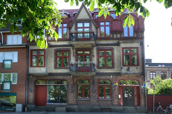 Okéns B&B är ett litet familjedrivet hotell i hjärtat av Varberg med gångavstånd till Järnvägsstation, torget och stränder