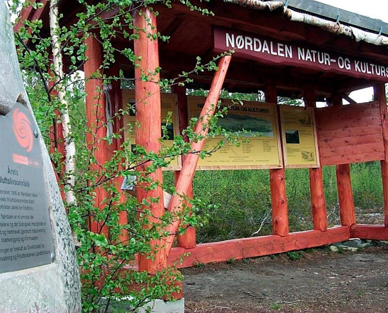 Nørdalen nature and culture trail