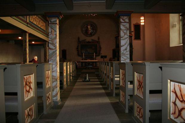 Ørland kirke.
