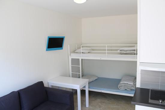 Under 2012 har Sommargården på Östra Stranden byggt nya lägenheter, bara 150 m från stranden.