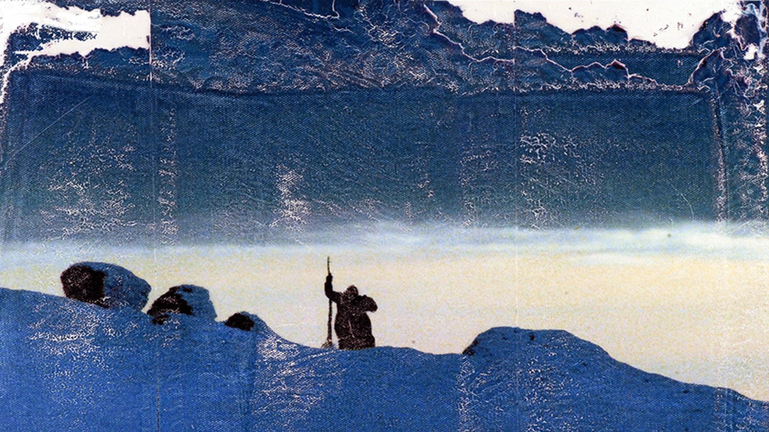 Jørn Steen: Ibsenbilder på aluminium
