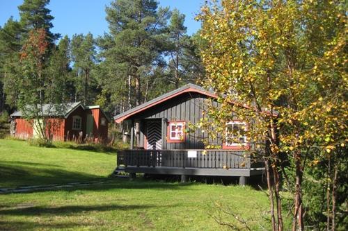 Skogly - Hytte
