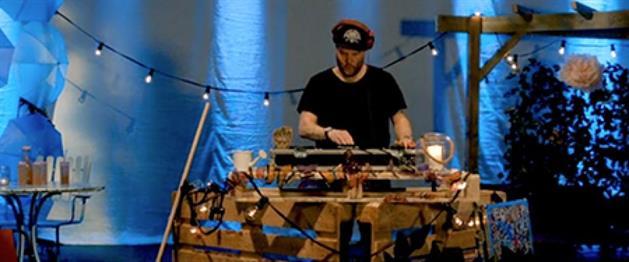 DJ set with Danne Nilsson