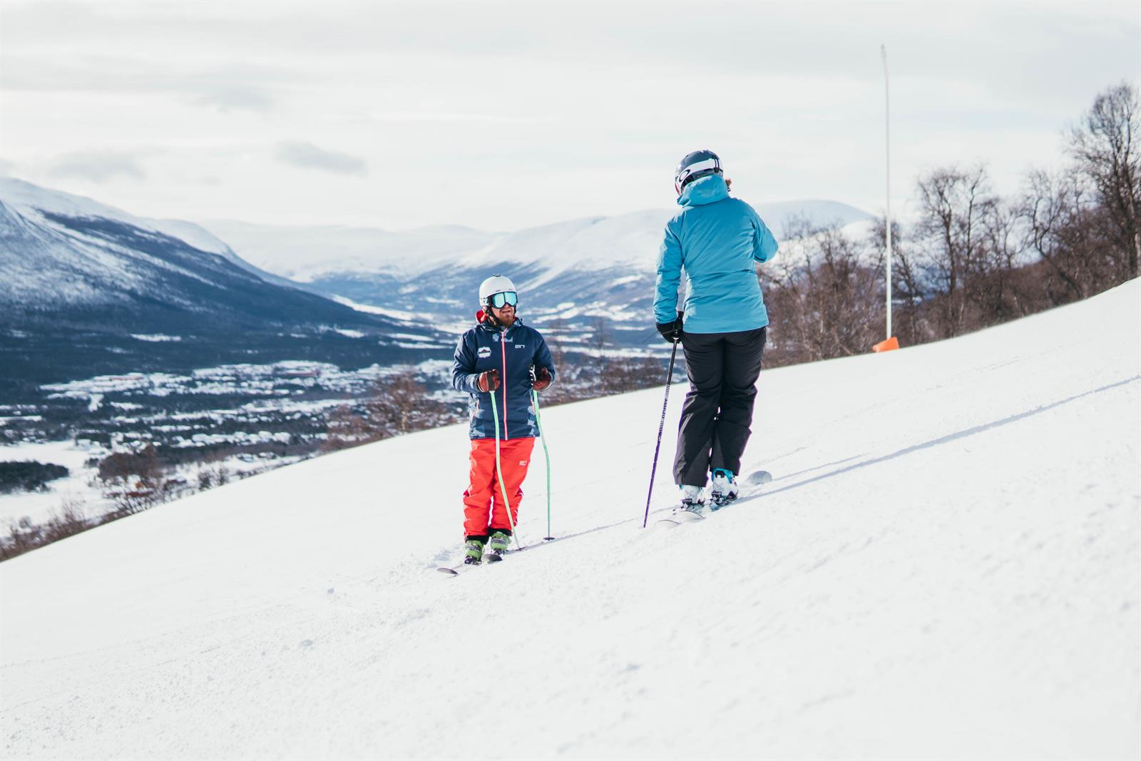 Skiskole i Oppdal Skisenter