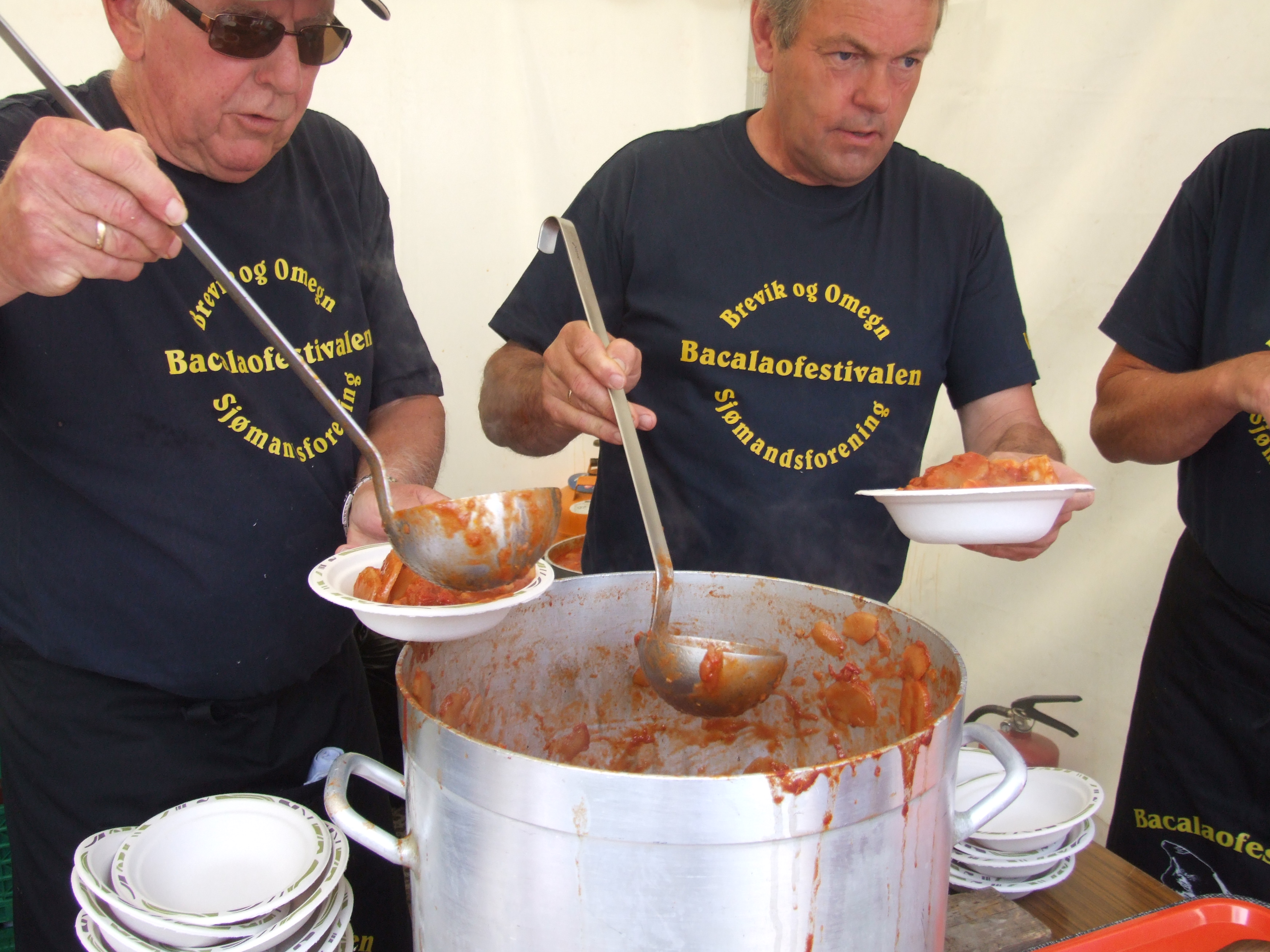 Bacalao festival