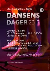 Dansefest - dansens dager