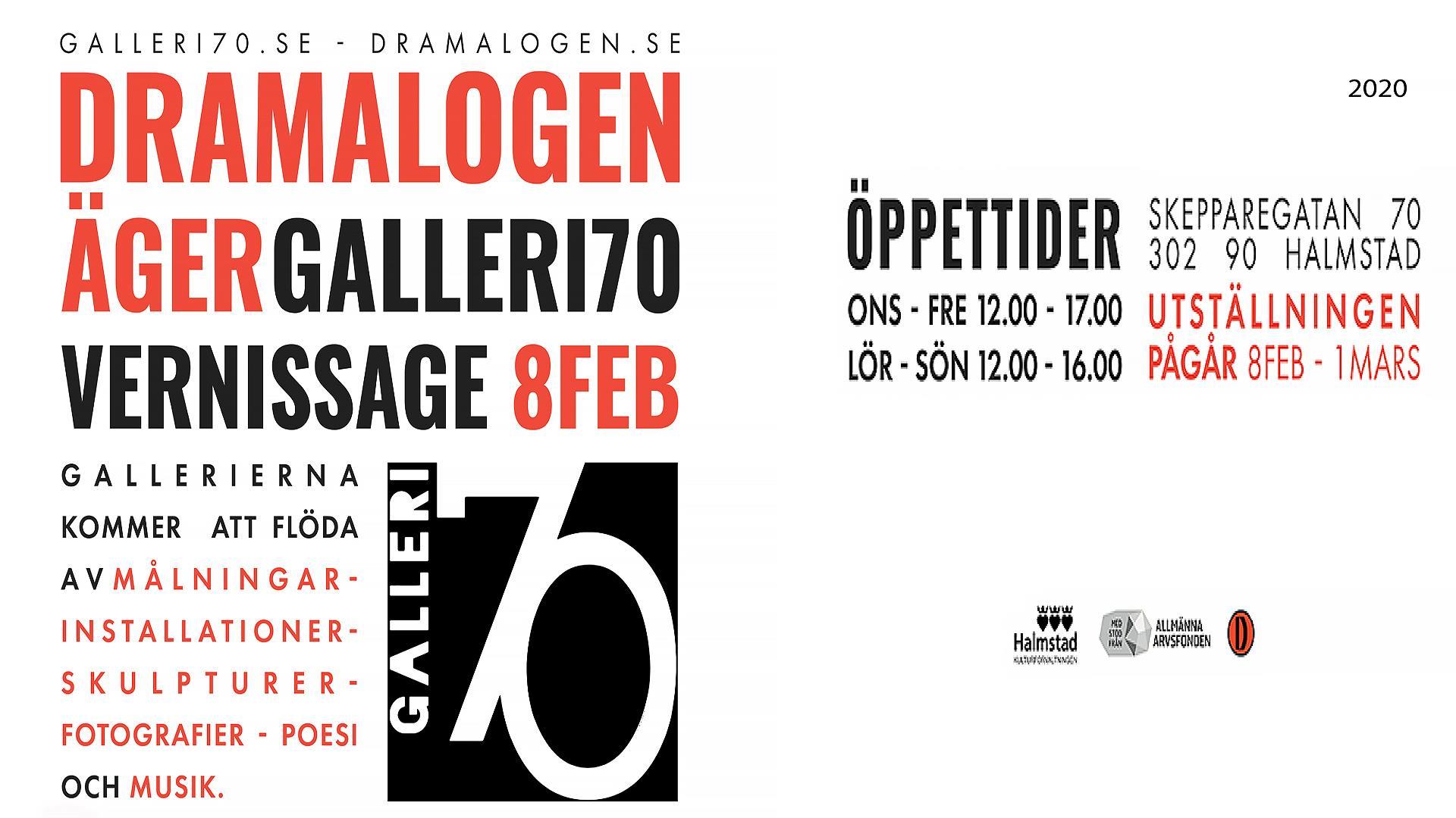 Dramalogen på Galleri70