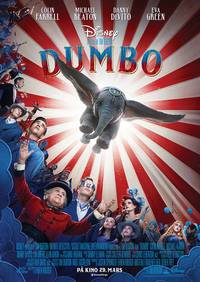 Dumbo 2D, norsk tale