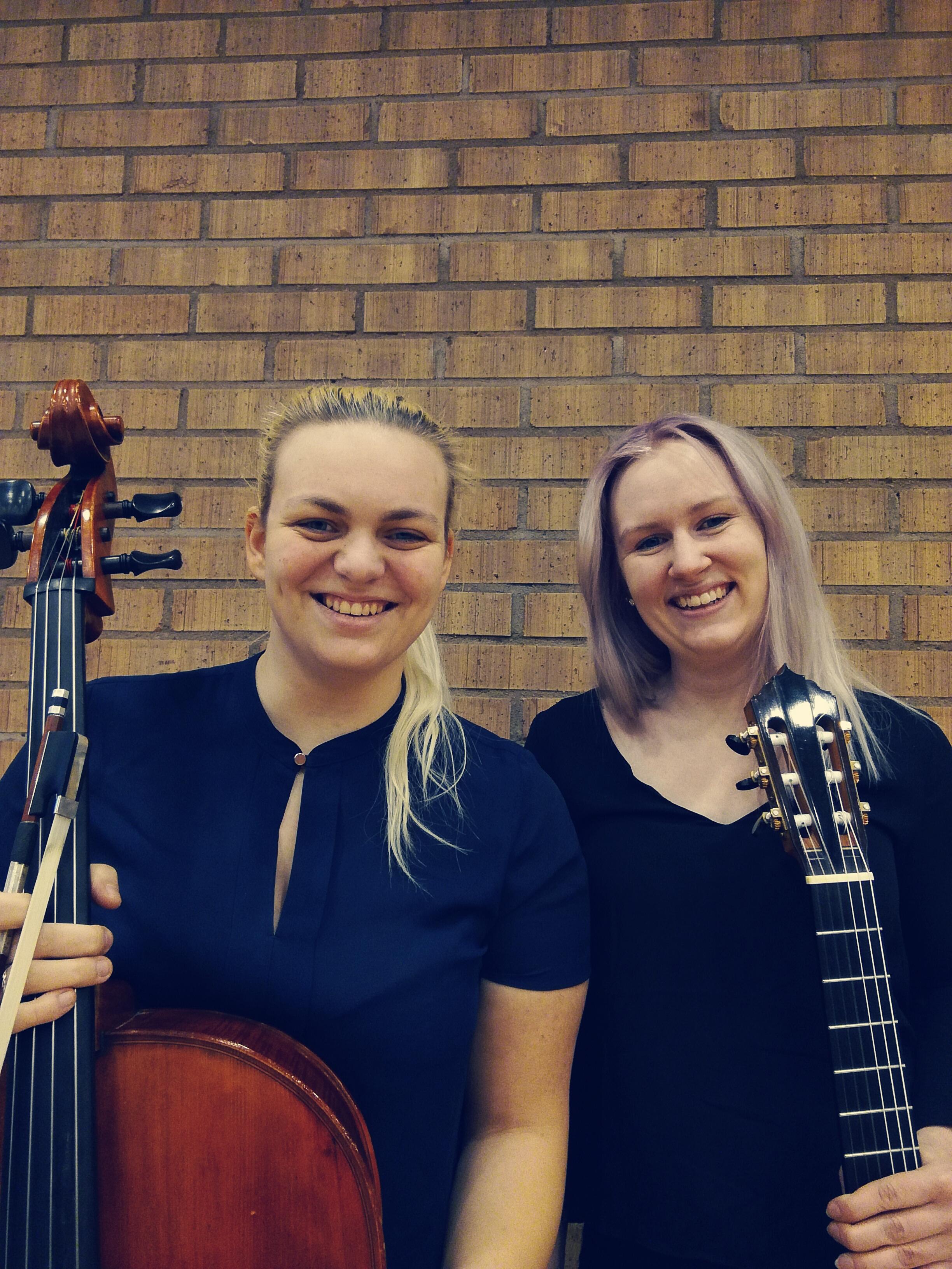 Duo Johanna och Cecilia