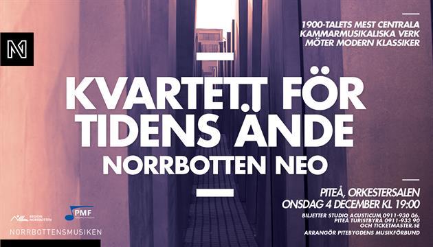 E-kort_Norrbottensmusiken_Kvartett för tidens ände