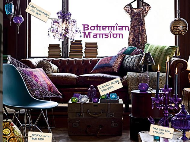 bohemian mansion